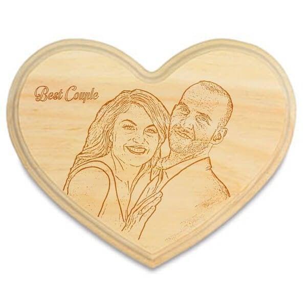 heart-wood