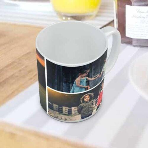 print with 3 pics 2 Photo Mug Collage 3 Pics-2 photo mug