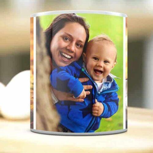 print with 3 pics 6 Photo Mug Collage 3 Pics photo mug