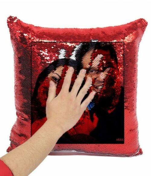 magic-pillow-red-color-square-shape