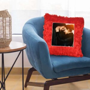 Customized-Pillows-Red-Square