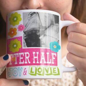 better half coffee mug