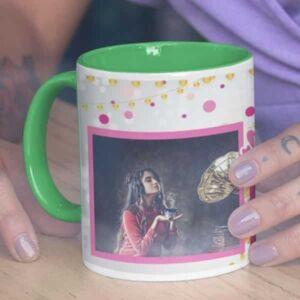 Happy birthday beautiful 1 coffee mug with print,mug with print,photo mug