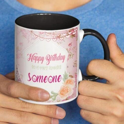 I Hear Today Is Your Birthday 3 I Hear Today Is Your Birthday  - Coffee Mug  Print With 3 Photos Coffee mug with Print