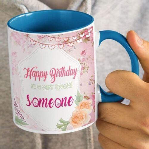 I Hear Today Is Your Birthday 4 I Hear Today Is Your Birthday  - Coffee Mug  Print With 3 Photos Coffee mug with Print