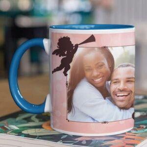 I only have eyes for you 6 coffee mug with print,mug with print,photo mug