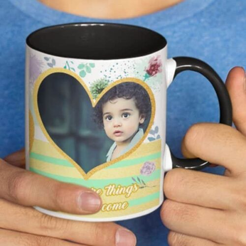 Many More Things Are Yet To Come 3 Coffee Mug with Print - Happy birth day, Many More Things Are Yet To Come - White mug Coffee mug with Print
