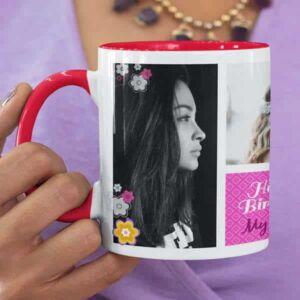 Ms. Special 1 coffee mug with print,mug with print,photo mug