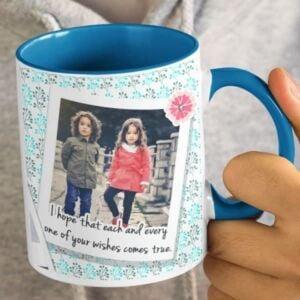 On this day... Your birthday 4 coffee mug with print,mug with print,photo mug