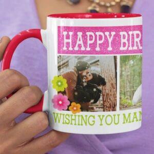 To my better half 1 coffee mug with print,mug with print,photo mug