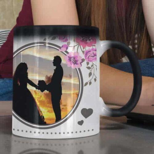 Wedding Love 3 Wedding Anniversary - Coffee Mug With Print - Love Coffee mug with Print