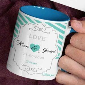 Wedding witness to this blessing 2 coffee mug with print,mug with print,photo mug