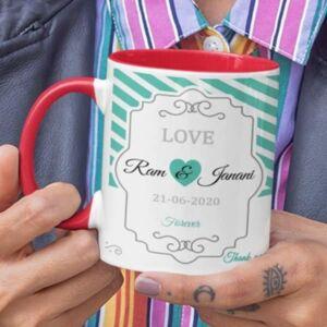 Wedding witness to this blessing 4 coffee mug with print,mug with print,photo mug