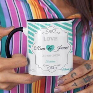 Wedding witness to this blessing 5 coffee mug with print,mug with print,photo mug