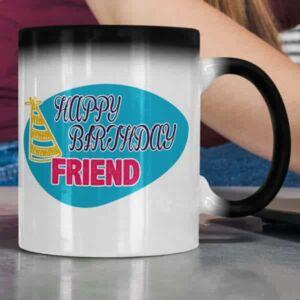 birthday-grow up old together magic mug
