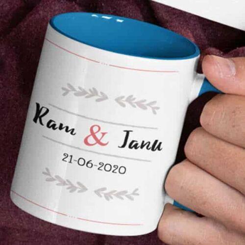 my favourite place2 Wedding - Coffee Mug With Print - My Favourite Place Coffee mug with Print