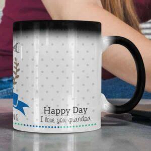 Grand parent 1 2 coffee mug with print,mug with print,photo mug