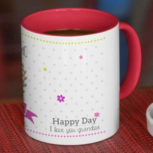 Grand parent 2 3 coffee mug with print,mug with print,photo mug