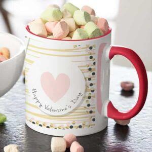 Red 5 coffee mug with print,mug with print,photo mug