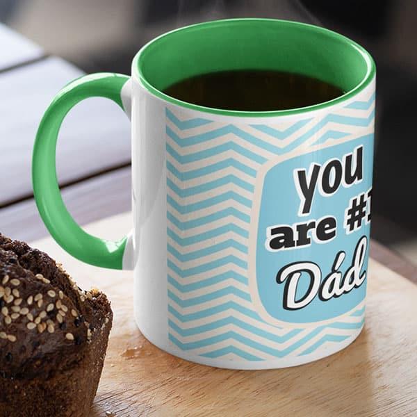 parent 13 6 Coffee mug with Print,Mug With Print,photo mug