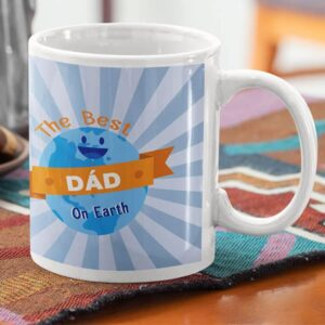 Parent 15 6 coffee mug with print,mug with print,photo mug