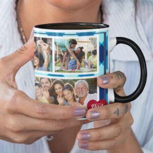 Parent 7 3 coffee mug with print,mug with print,photo mug