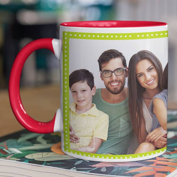 parent 8 5 Coffee mug with print - Best dad in the world- Black mug Coffee mug with Print