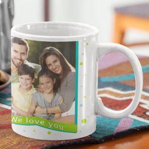 Parent 9 5 coffee mug with print,mug with print,photo mug
