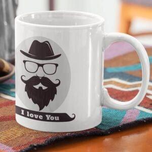 Parent 18 6 coffee mug with print,mug with print,photo mug
